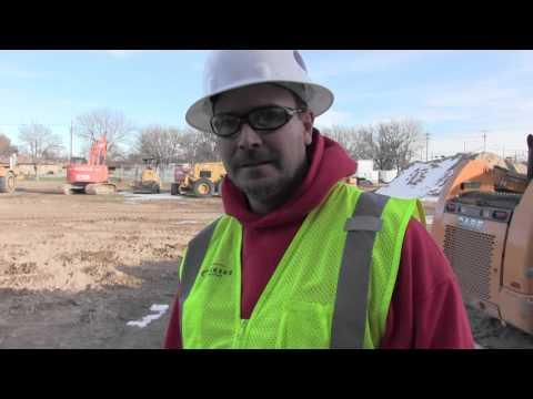 SHS Construction Walkthrough with Randy Scott