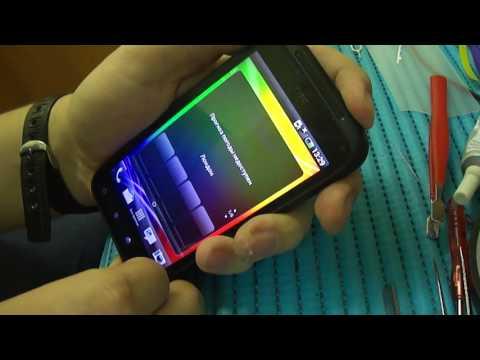 HTC incredible s - циклическая перезагрузка, поможет ли Hard Reset?