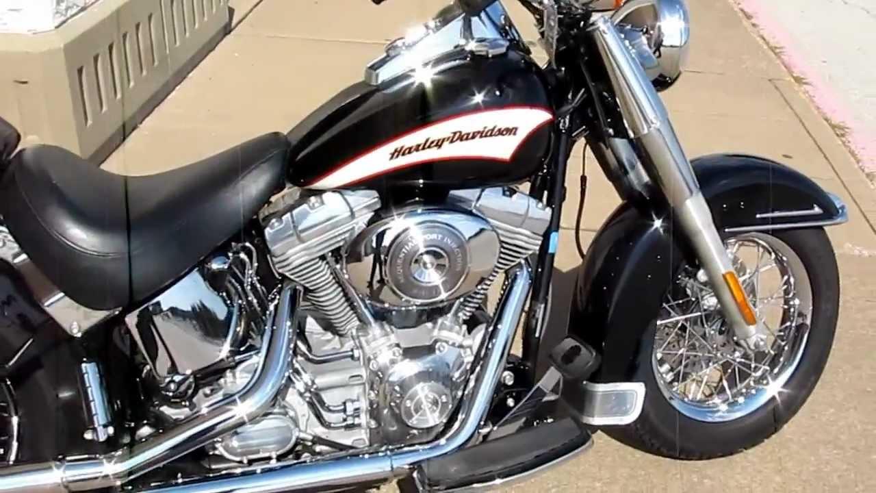 Harley Davidson Softail Custom For Sale In Texas