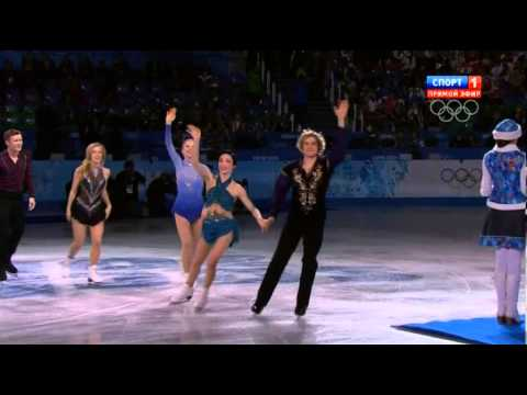 Аделина Сотникова (Adelina Sotnikova), Олимпиада Сочи-2014, женщины, КП
