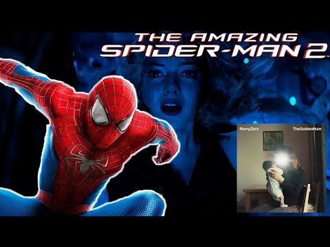 The Amazing Spider-Man 2 :Save Me by  Remy Zero