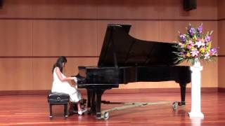 "J.S. Bach ""Prelude"" & Kabalevsky ""Toccata"" - Aimee Wang"