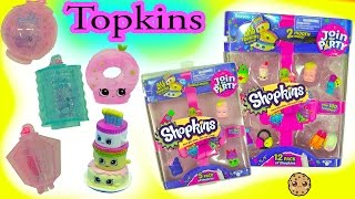 Topkins? My Little Pony Meets New Season 7 Shopkins 12 + 5 Packs with Surprise Blind Bags