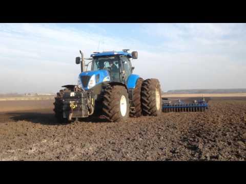Dalbo CULTIMAX 800 dobbeltpakker sandjord