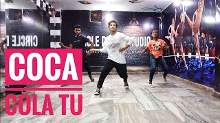 Coca Cola Tu | Tony Kakkar feat. Young Desi | Dance Choreography