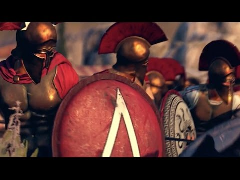 Download Total War: ROME II - Wrath of Sparta Campaign Pack Trailer