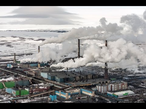 Welcome To Norilsk The Worlds Most Polluted City