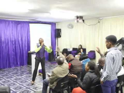 Times & Seasons sermon by Pastor Alex Sarpong in Pretoria evening service part 2