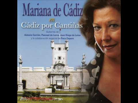 Mariana Cornejo - La Rosa  (cantiña)