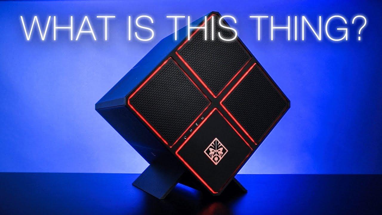 Omen X Gaming Desktop Pc By Hp Gaming At Full Tilt Youtube