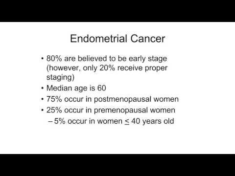 endometrial cancer usmle
