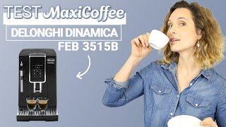 Delonghi Dinamica FEB 3515B | Machine à café automatique | Le Test MaxiCoffee