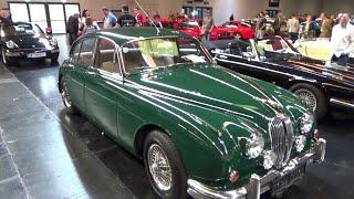 1962, Jaguar MkII 3,8