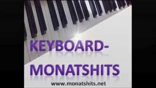 Monatshits: Keyboard Noten inkl. Playback - SUMMER DREAMING (BACARDI FEELING)