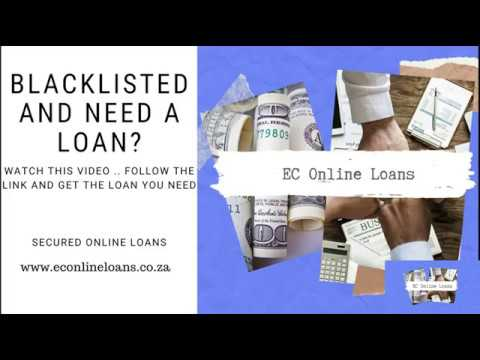 Blacklisted Loans Cape Town | South Africa | Instant Loans Cape Town
