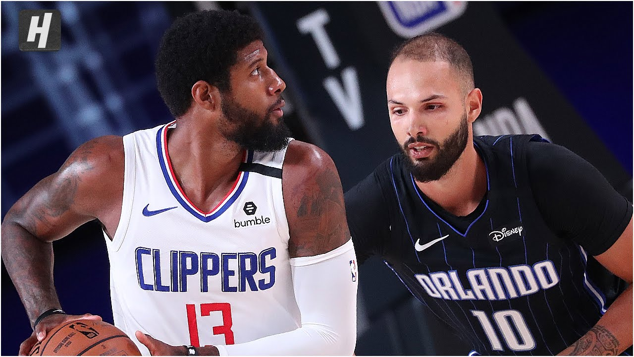 Orlando Magic vs Los Angeles Clippers - Full Game Highlights | July 22, 2020 | 2019-20 NBA Season