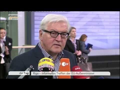 Ukraine-Krise: Steinmeier nach