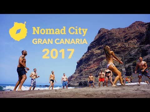 NETWORKING IN PARADISE | NOMAD CITY 2017 (LAS PALMAS)