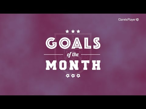 GOALS OF THE MONTH | August 2017