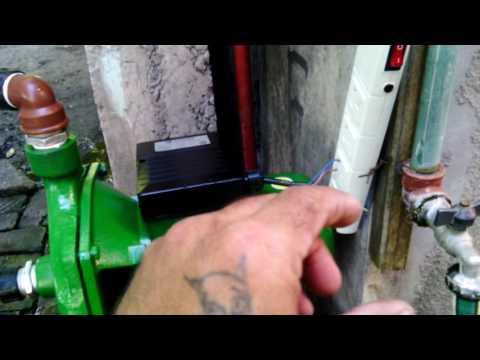 Bomba Centrifuga 2hp en funcionamiento thumbnail