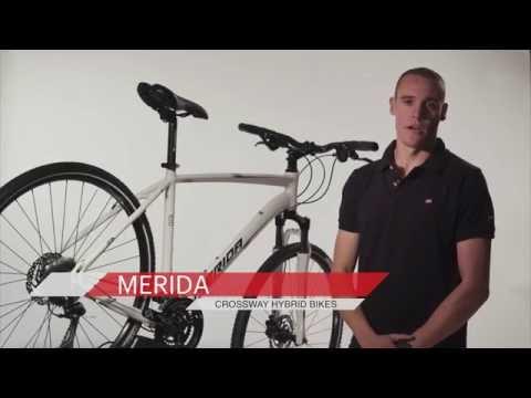 Merida Crossway 2017 Model Overview