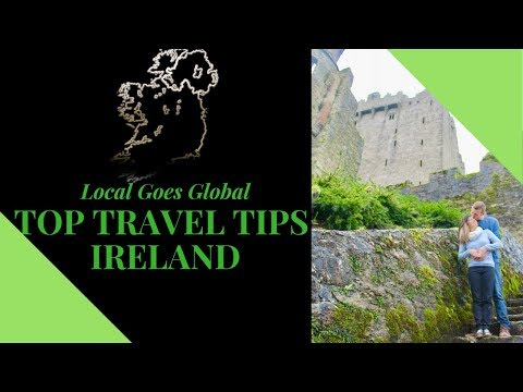 Top Travel Tips Ireland