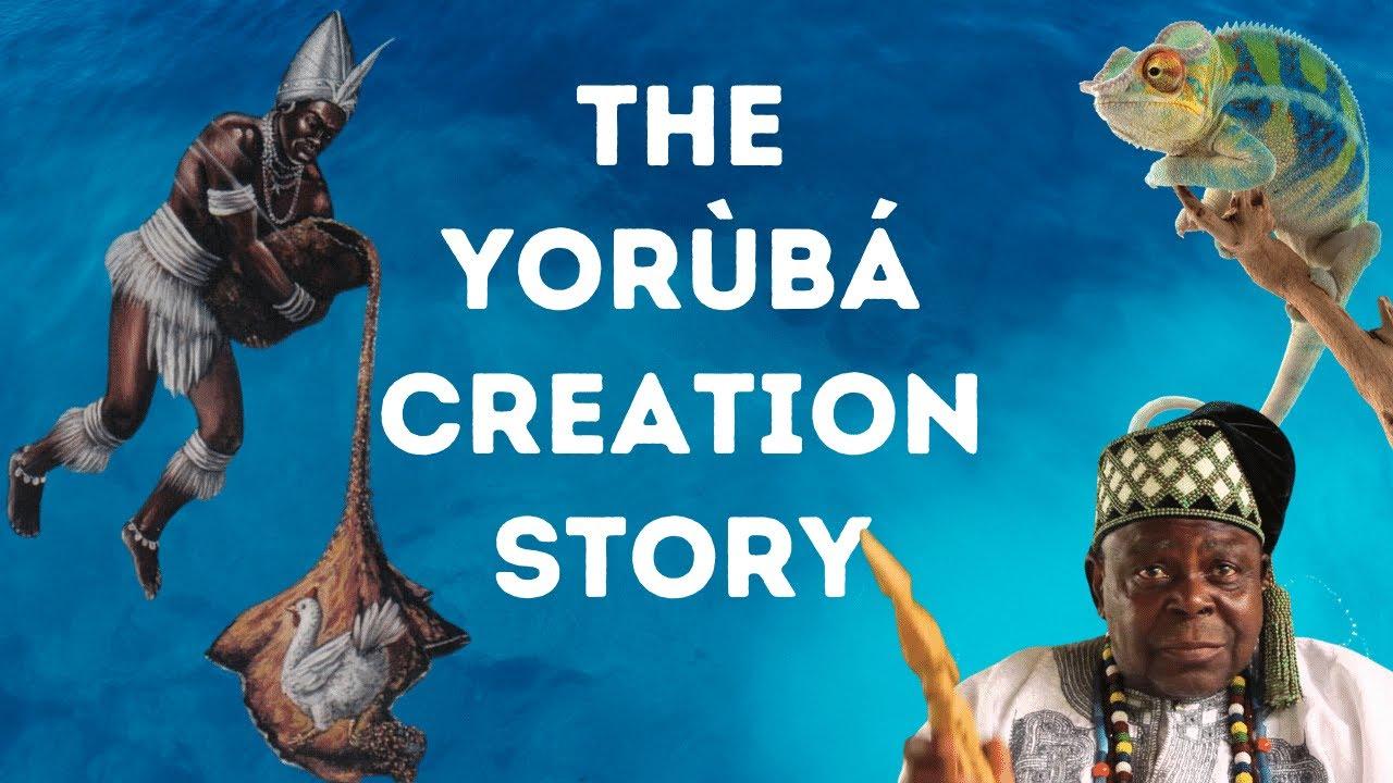 Download The Yorùbá Creation Story/Legend    Araba Ifayemi Elebuibon