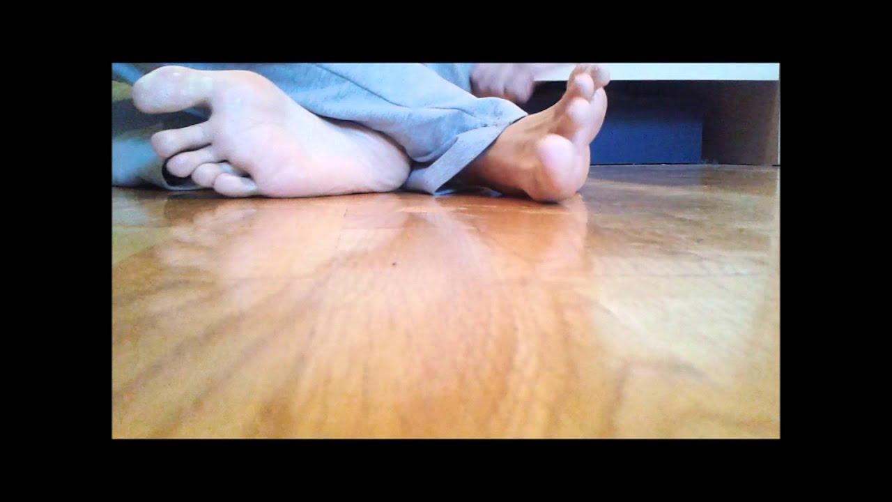 Footjob Massage