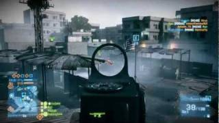 Battlefield 3 Gameplay [PC]: Grand Bazaar