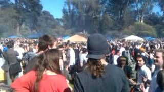 Wildest 420 festival in san francisco big weed