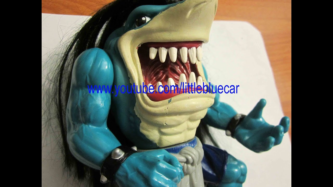 Street Sharks Toys : Street sharks toy rox youtube