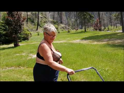 Topless Lawn Mowing