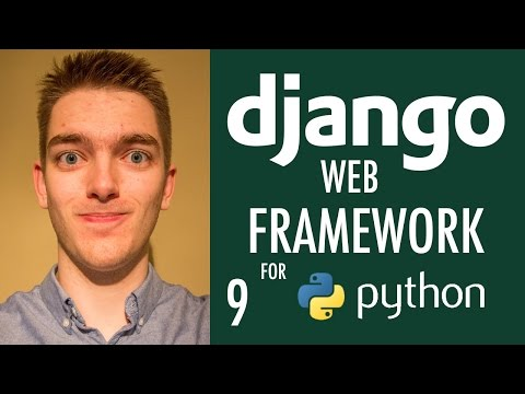 How to Use Django Database Backend and Migrations (Django Tutorial) | Part 9