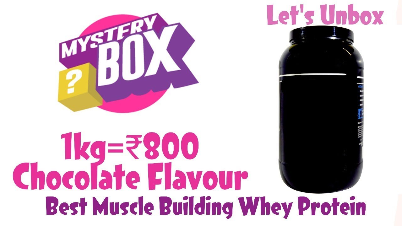 Best Whey Protein For Muscle Building At Very Cheap Price Faltu Advice - YouTube