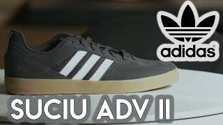 Adidas Suciu Adv II Skate Shoes