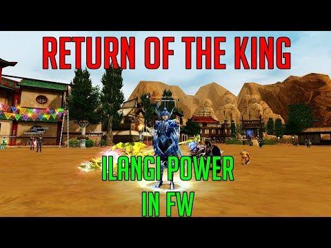 Silkroad Online 2019  - ILangi Is Back! MAXIMUM POWER In Hotan FW