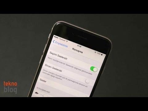 Bölüm 1: Tek başına iPhone üzerinde doğrudan sesli mesaj Parolayı Sıfırla