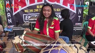 Lanange Jagat COVER Kendang Rampak VOKAL Septy Aqila - ARGA Entertainment