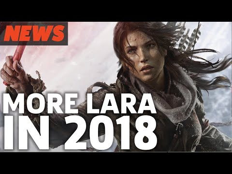 New Tomb Raider Game Revealed - GS News Roundup