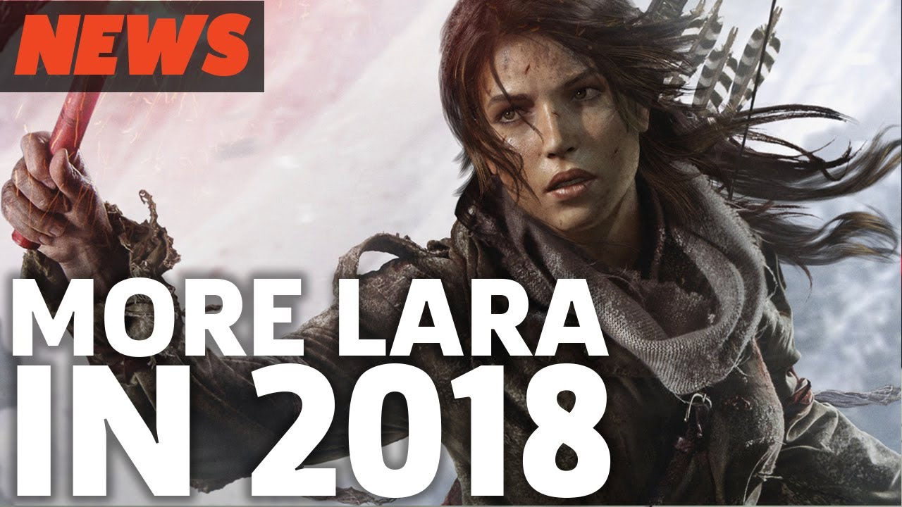 New Tomb Raider Game Revealed - GS News Roundup - YouTube