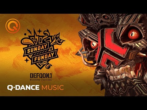 Defqon1 Weekend Festival 2019  Sunday Funday Mix