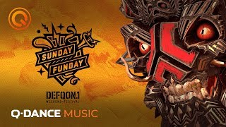 Defqon.1 Weekend Festival 2019   Sunday Funday Mix
