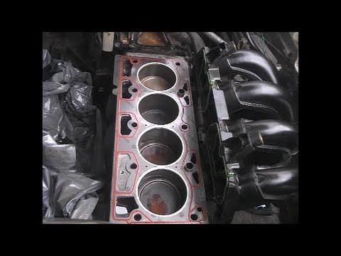 Como Quitar El Carter De Un 2001 Ford K Zetec Motor 1 6