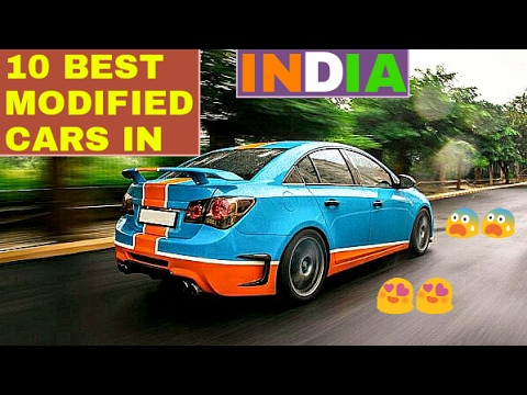 Top 10: Best Modified Cars in India ! ! ! (Part 9) - YouTube