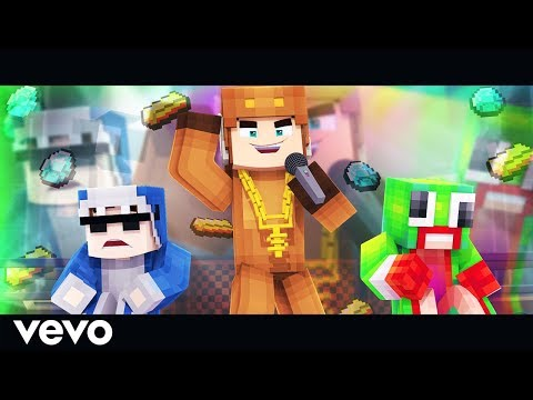MOOSECRAFT - UNSPEAKABLEGAMING & 09SHARKBOY DISS TRACK! (OFFICIAL MUSIC VIDEO)