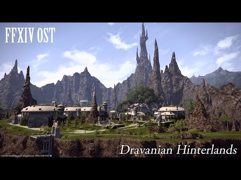 FFXIV OST Dravanian Hinterlands Day Theme ( Missing Pages )