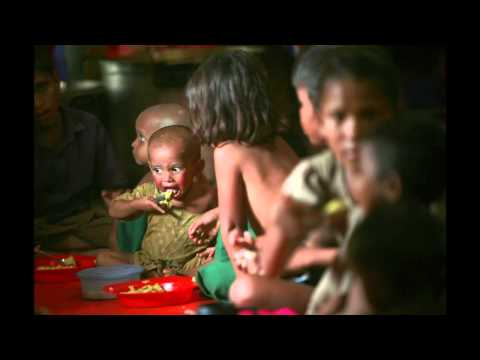 Refugee stories: stateless Rohingyas