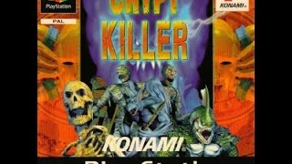 Crypt Killer (1997) - Sony Playstation PS1 - Longplay #001