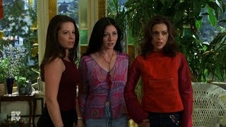 Charmed 2x22 - Power of three