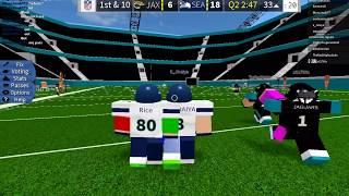 MY HITSTICK THO! | Roblox Legendary Football Ep. 1